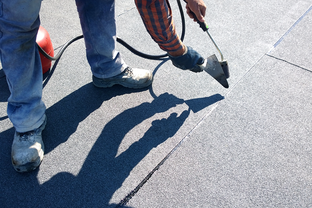 roof leak repair serivces in chester county