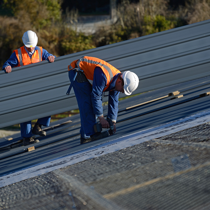 commercial roof repair contractors in chester county